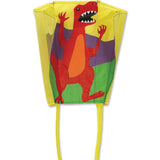 Keychain Kite - T-Rex (Set of Six Kites)