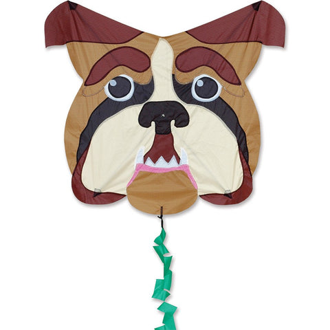 Fun Flyer Kite - Bull Dog
