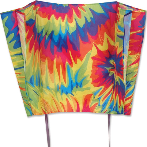 Big Back Pack Sled Kite - Tie Dye