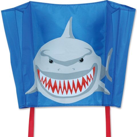 Big Back Pack Sled Kite - Shark