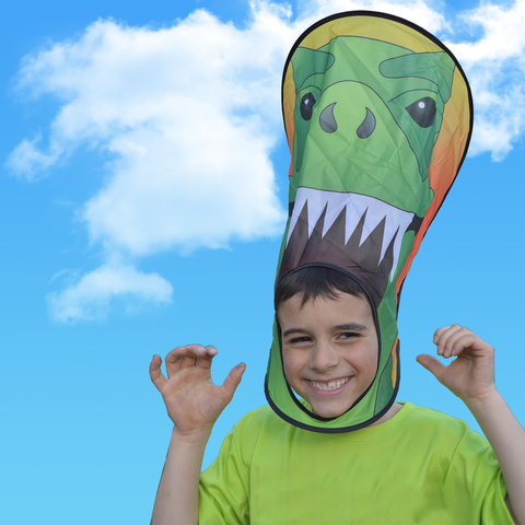 Forehead Flyer - T-Rex
