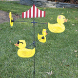 Carousel Spinner - Rubber Ducks