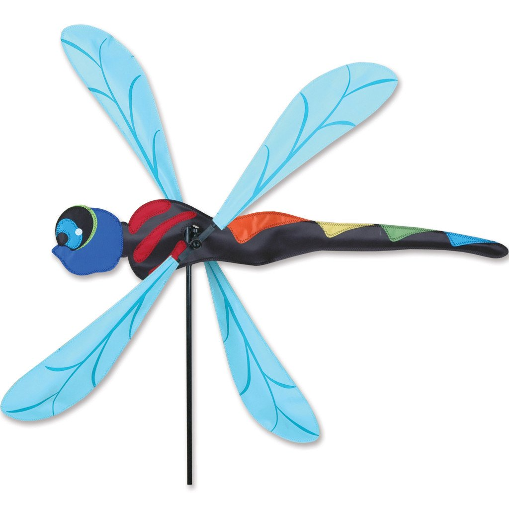 28 in. WhirliGig Spinner - Dragonfly