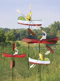 28 in. WhirliGig Spinner - Canoe