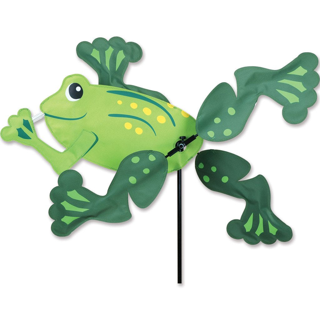 18 in. WhirliGig Spinner - Frog