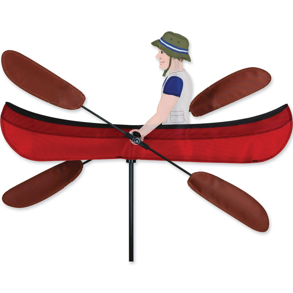 20 in. WhirliGig Spinner - Canoe