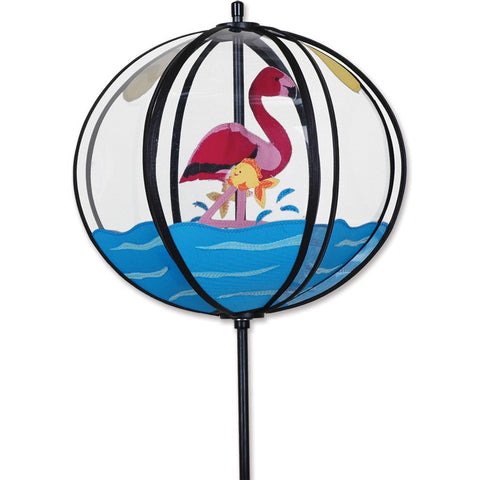Ball Spinner - Flamingo