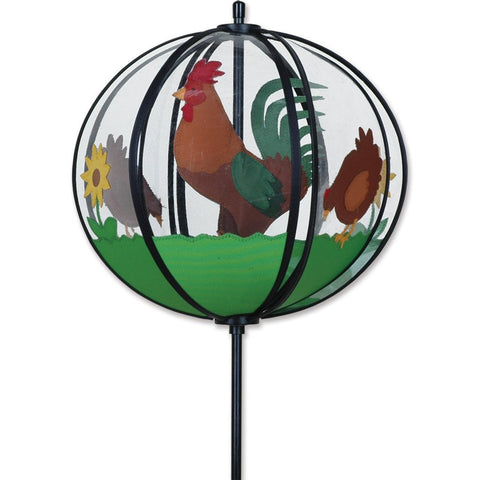Ball Spinner - Rooster