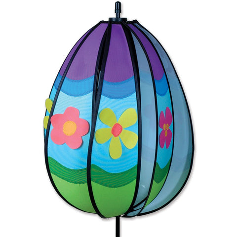 Spinning Egg Spinner - Easter Flowers