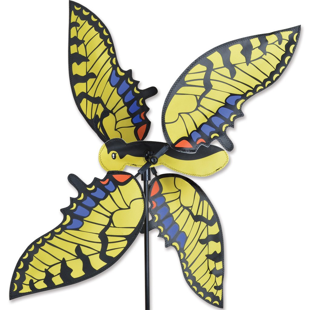WhirliGig Spinner - Swallotwail Butterfly