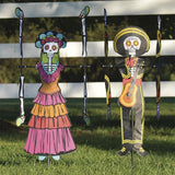 WhirliGig Spinner - Day Of Dead Woman