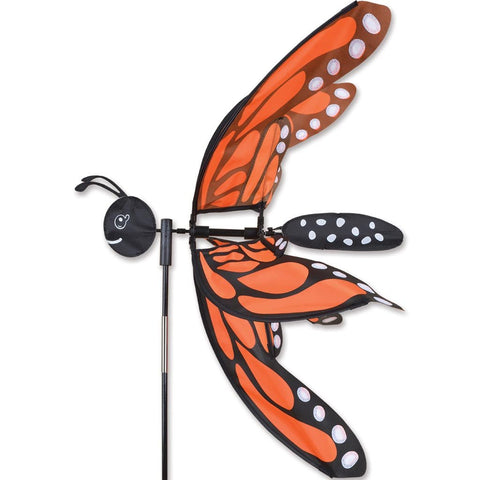 17 in. Monarch Butterfly Spinner