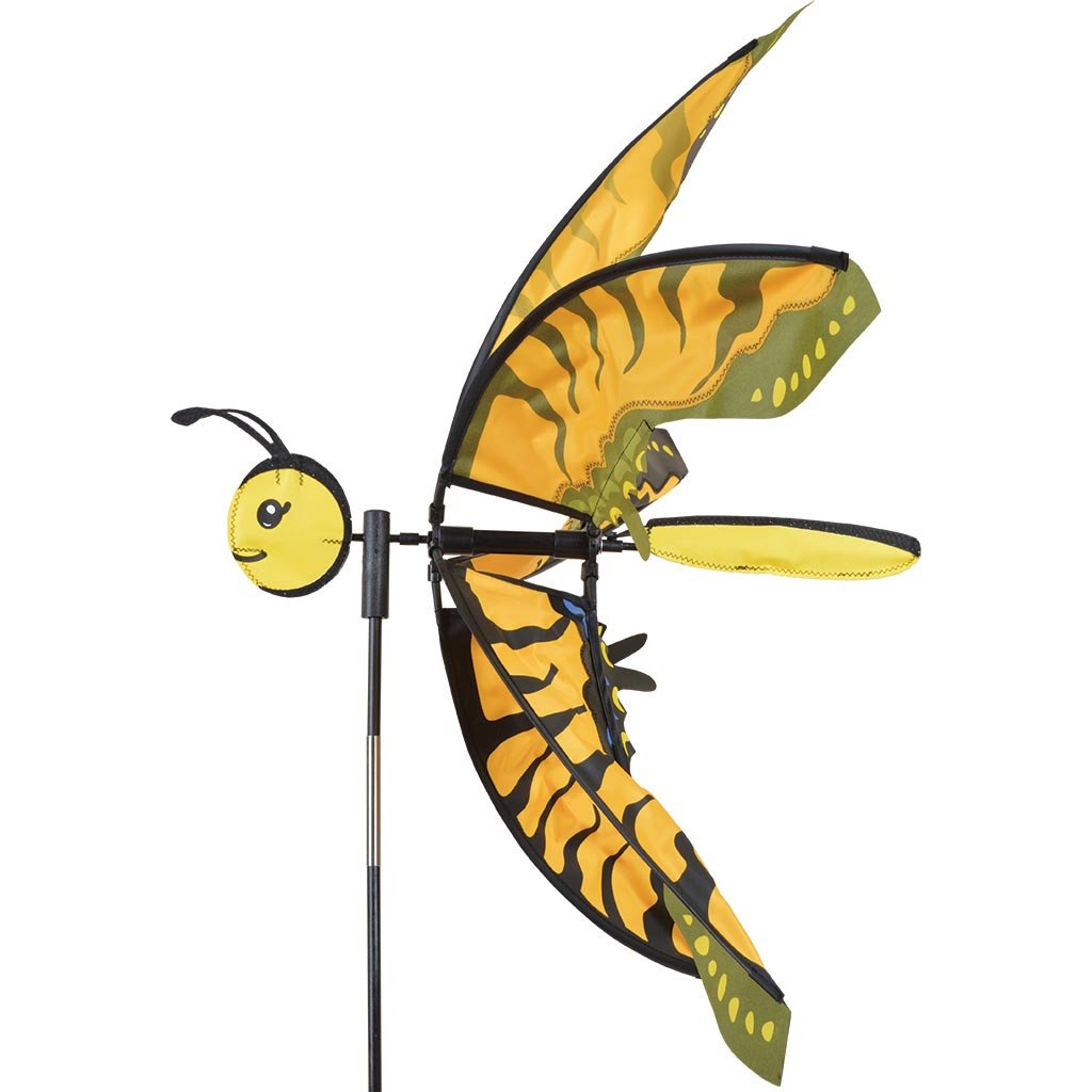 17 in. Swallowtail Butterfly Spinner