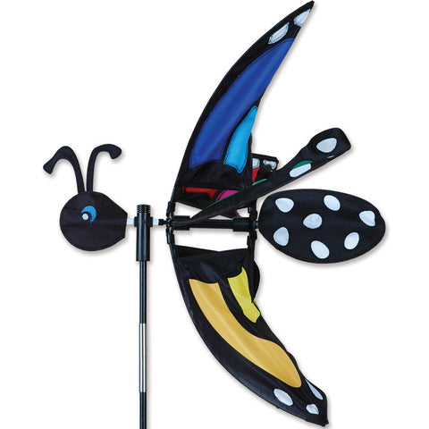 Lady Rainbow Monarch Spinner