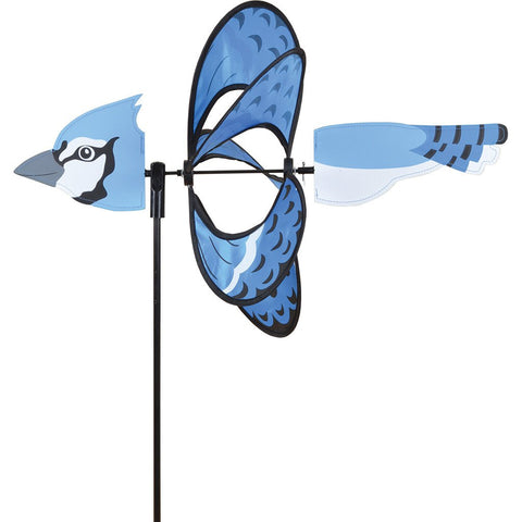 Whirlywing Spinner - Blue Jay