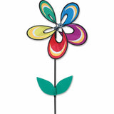 Whirly Wing Flower Spinner - Fantasy