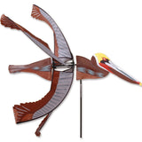 35 in. Brown Pelican Spinner