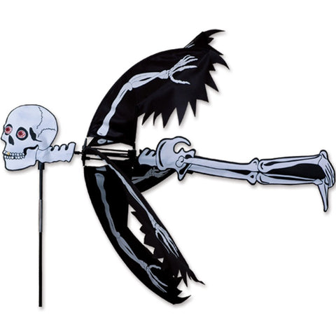 Flying Skeleton Spinner
