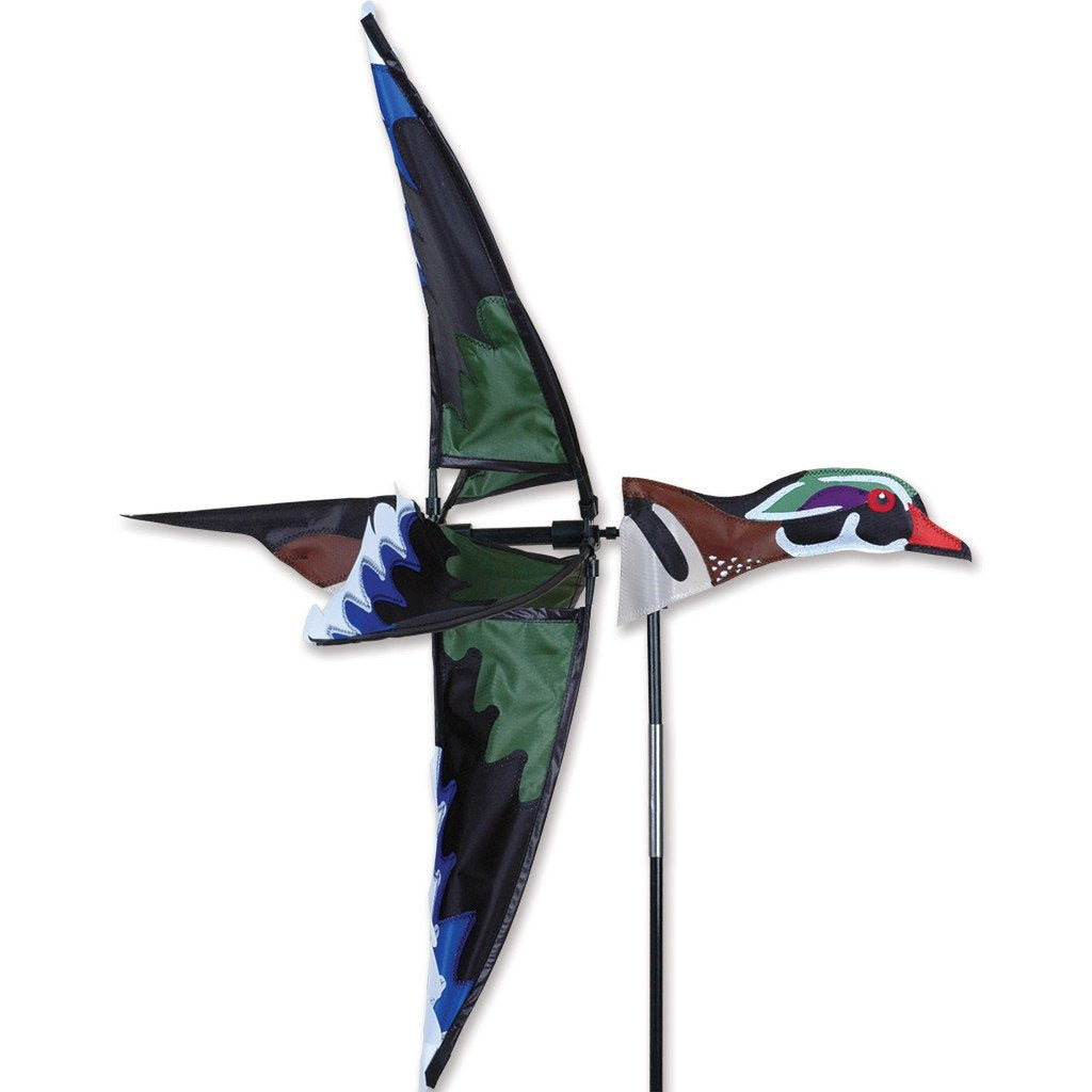 Wood Duck Spinner