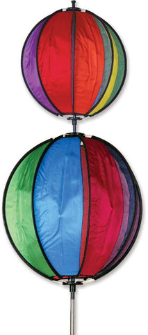 Double Ball Spinner - Rainbow