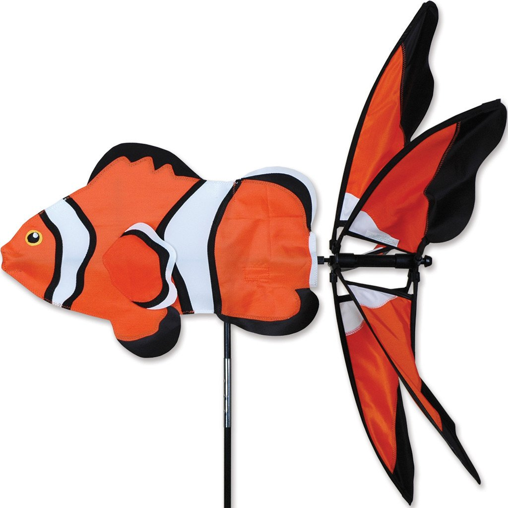 24 in. Clownfish Spinner