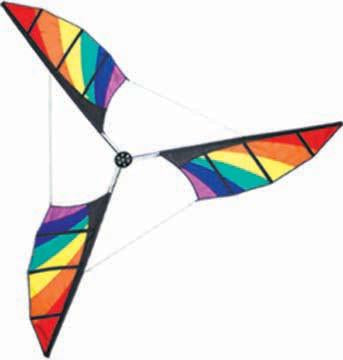 6.5 ft. Wind Generator - Rainbow