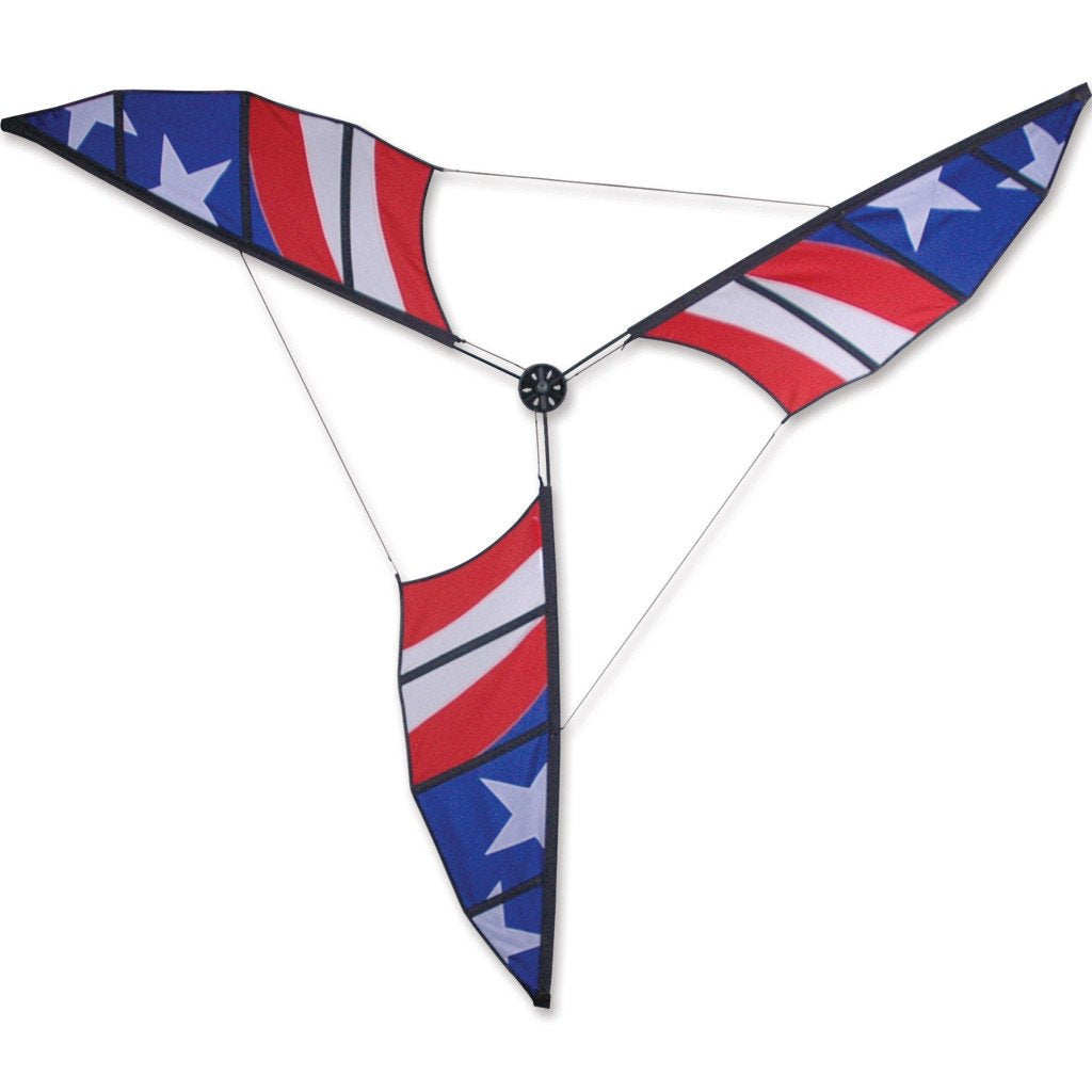 12.5 ft. Wind Generator - Patriotic