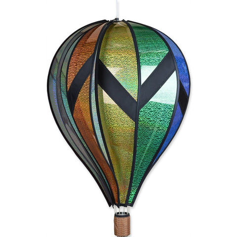 22 in. Hot Air Balloon - Holograph