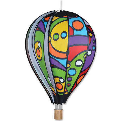 26 in. Hot Air Balloon - Rainbow Orbit