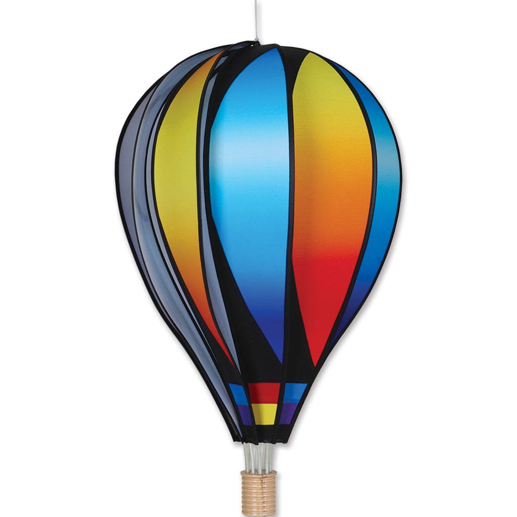 26 in. Hot Air Balloon - Sunset Gradient