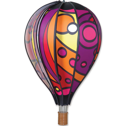 22 in. Hot Air Balloon - Warm Orbit