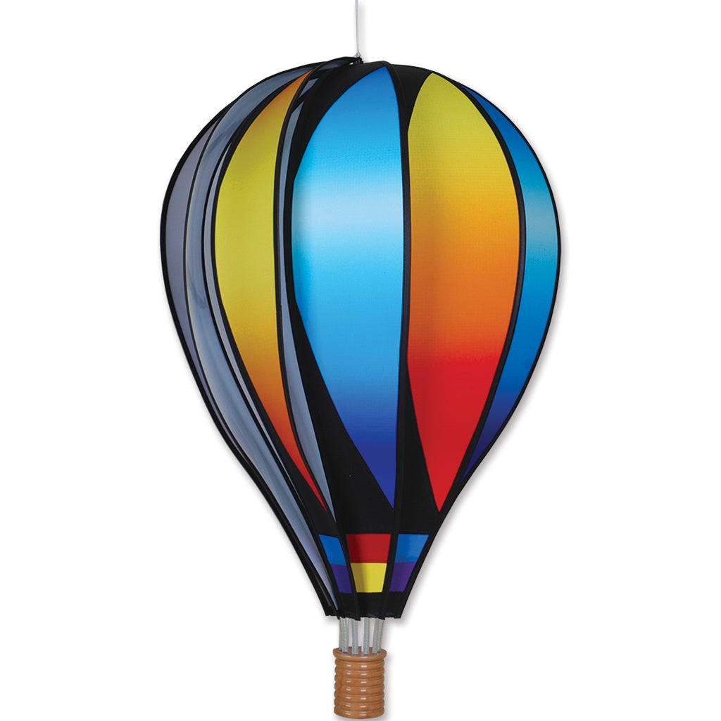 22 in. Hot Air Balloon - Sunset Gradient