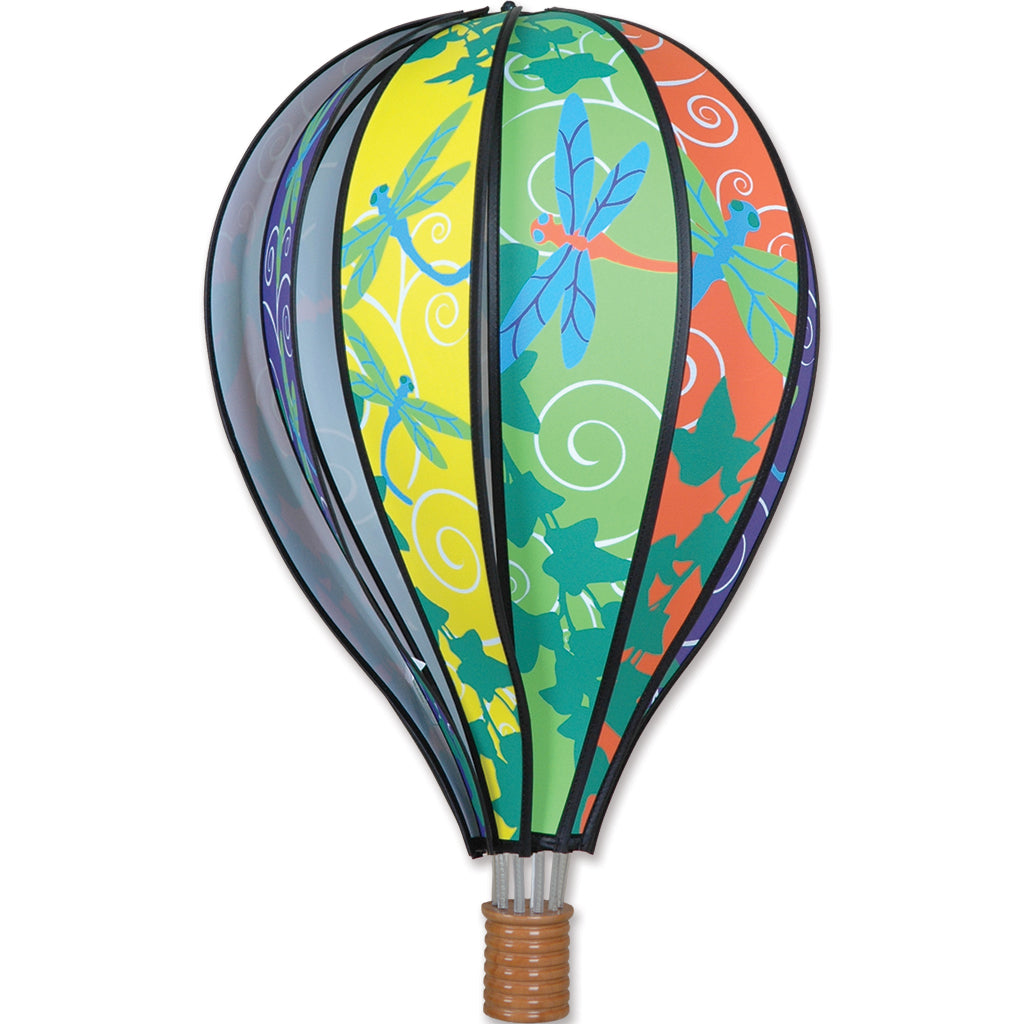 22 in. Hot Air Balloon - Dragonflies