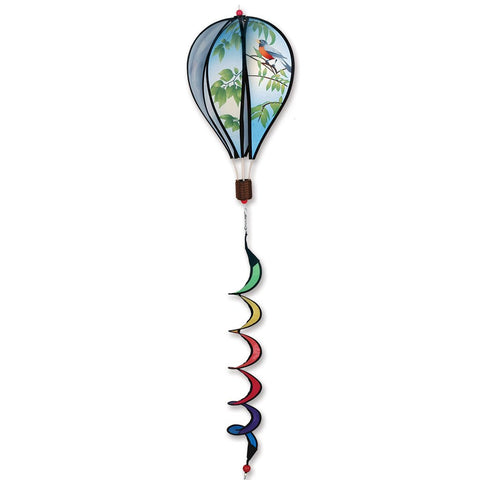 16 in. Hot Air Balloon - Robins
