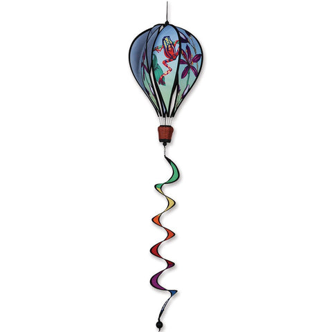 16 in. Hot Air Balloon - Tree Frogs