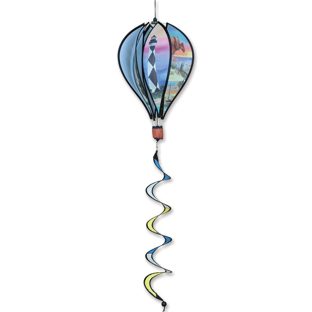 16 in. Hot Air Balloon - Outer Banks Lighthouses