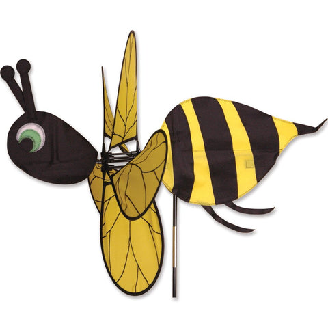 35 in. Flying Bumble Bee Spinner