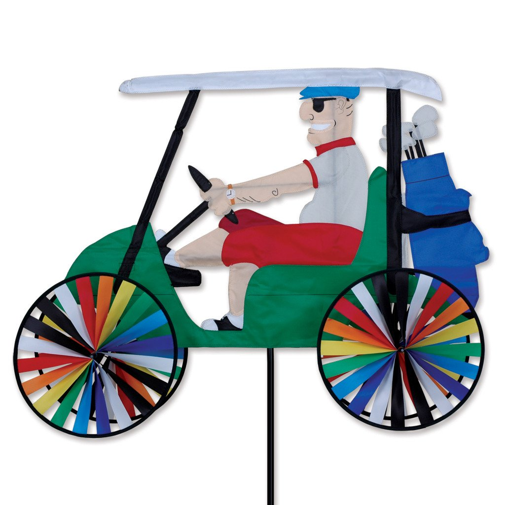 35 in. Golf Cart Spinner