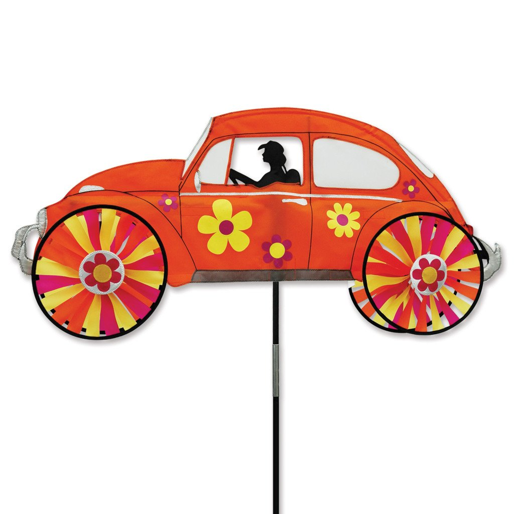 38 in. VW Hippie Mobile Spinner