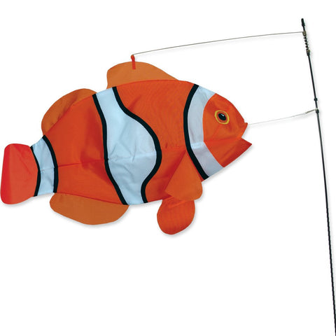 Swimming Fish - Clown Fish