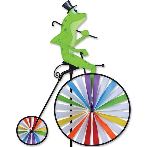 High Wheel Bike Spinner - Frog