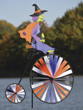 High Wheel Bike Spinner - Witch