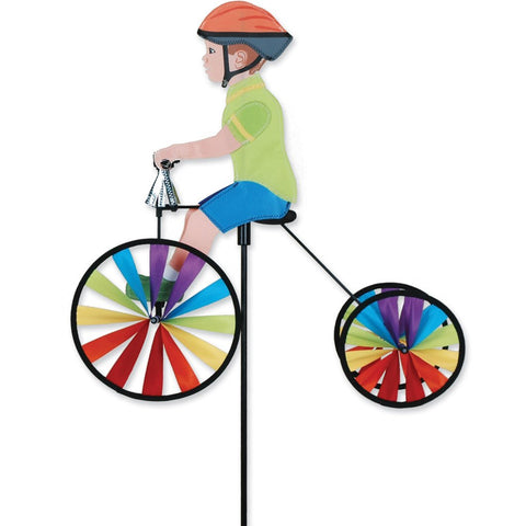 19 in. Tricycle Spinner - Boy