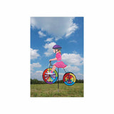 25 in. Tricycle Spinner - Girl