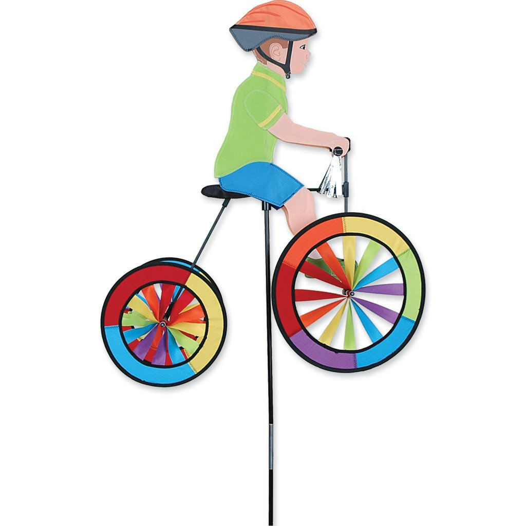25 in. Tricycle Spinner - Boy