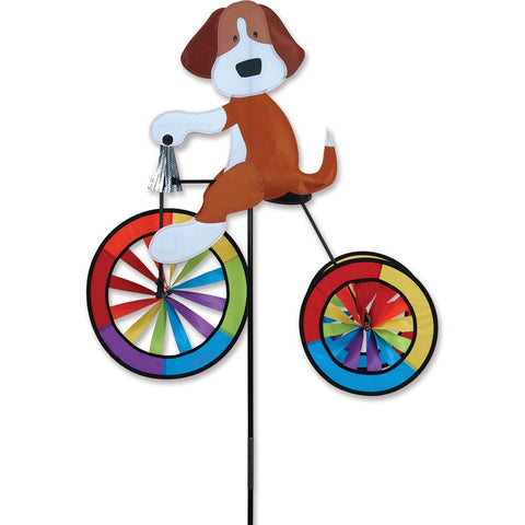 25 in. Tricycle Spinner - Dog