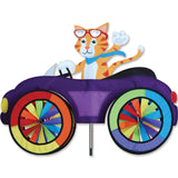 25 in. Car Spinner - Cat