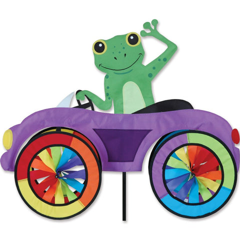 25 in. Car Spinner - Frog