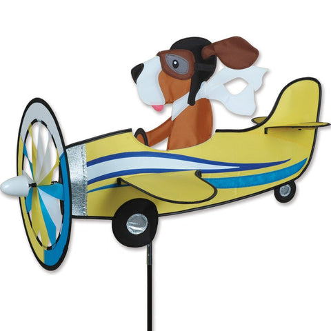 27 in. Pilot Pal Spinner - Dog