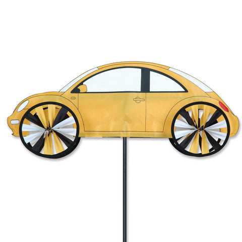 24 in. VW Beetle Spinner - Yellow